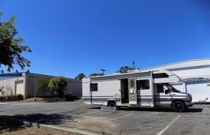 """""""Stealth"""" camping in Auburn, CA"""