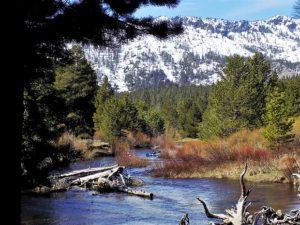 Great views - near Lake Tahoe