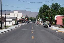 Richland Oregon, Source: Wikipedia