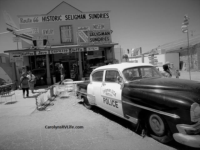 Seligman, AZ rte 66