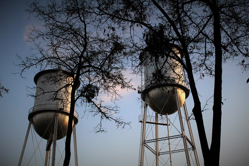 Colusa Water towers