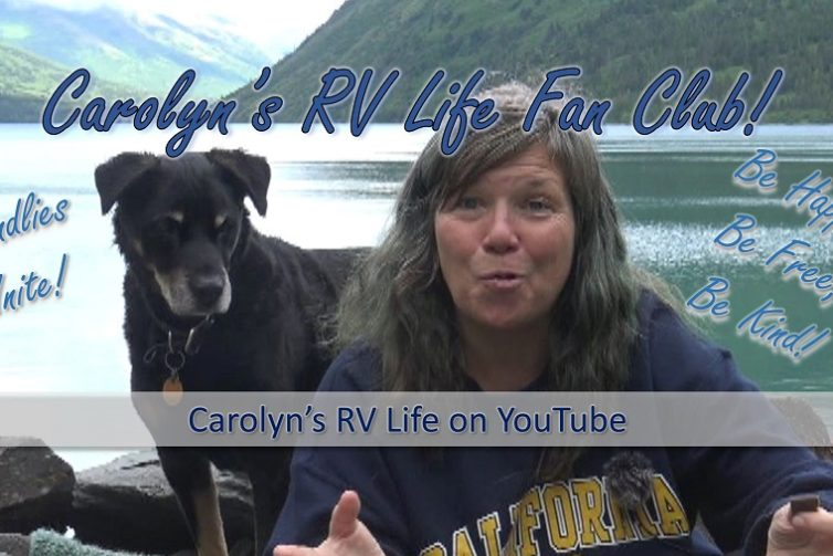 Carolyn's RV Life Friendlies